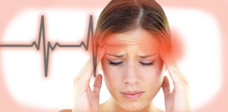 Пульсирующая боль в висках