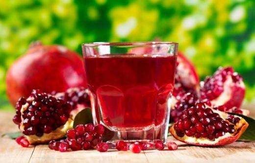 Гранатовый сок при гипотонии