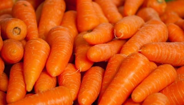 Морковь повышает давление