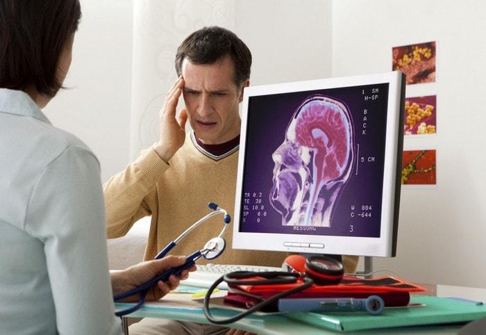 Головная боль при повышенном внутричерепном давлении