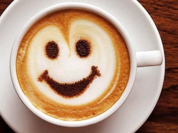 Кофе улучшает настроение