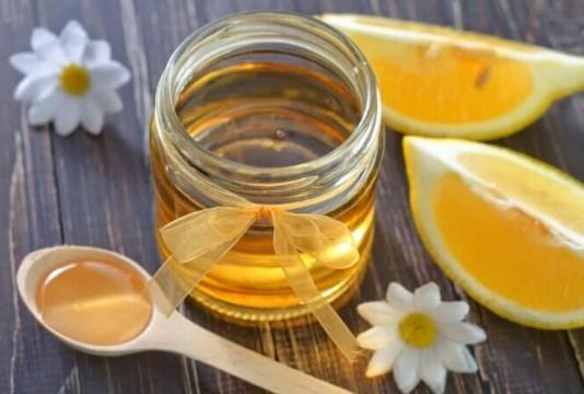 Лимон с медом от низкого диастолического давления