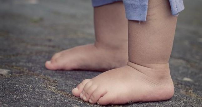 Правильная походка у ребенка