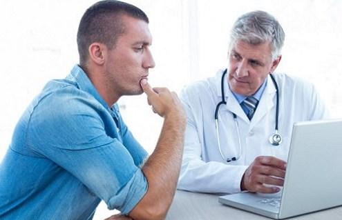 Опрос пациента при гипотензии