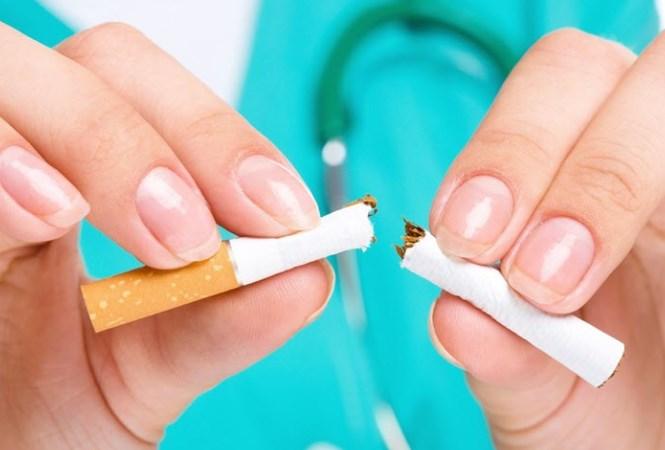 Курение вызывает скачки давления