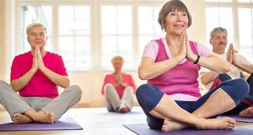 Дыхательная гимнастика снижает давление