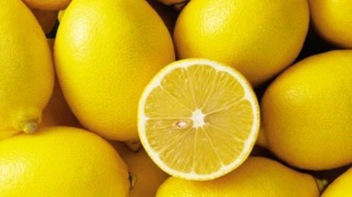Лимон понижает давление