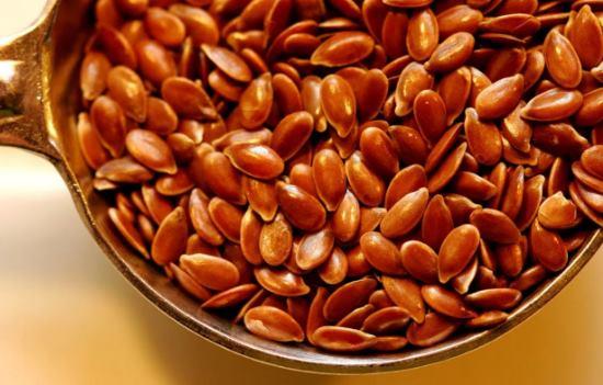 Семена льна снижают давление
