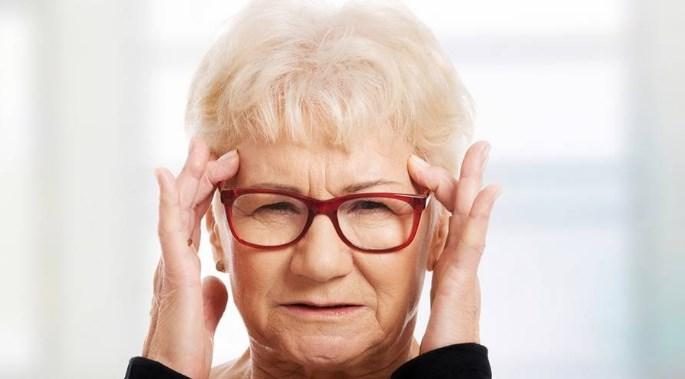 Нарушение зрения при высоком давлении