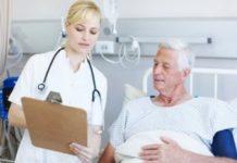 Лечение и обследование в стационаре