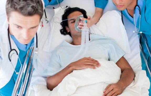 Гипотония при тяжелой травме в условиях реанимации