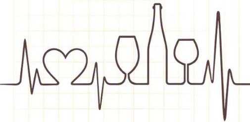Алкоголь влияет на пульс