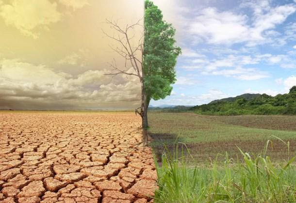 Смена климата влияет на давление