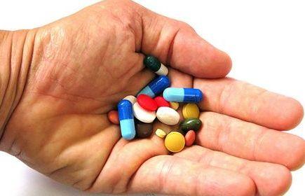 Прием нескольких лекарств
