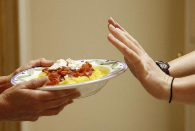 Отказ от еды перед измерением давления