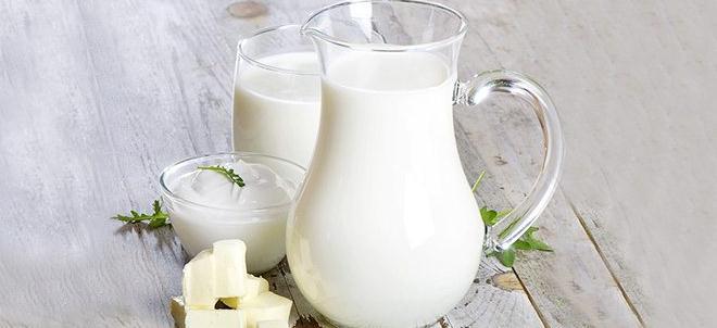 Молочные продукты при гипотонии