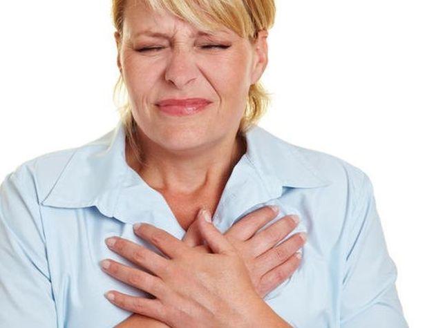 Затруднения дыхания после приема таблеток от давления