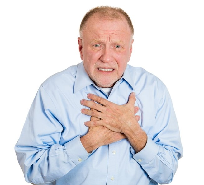Проблемы с дыханием при давлении