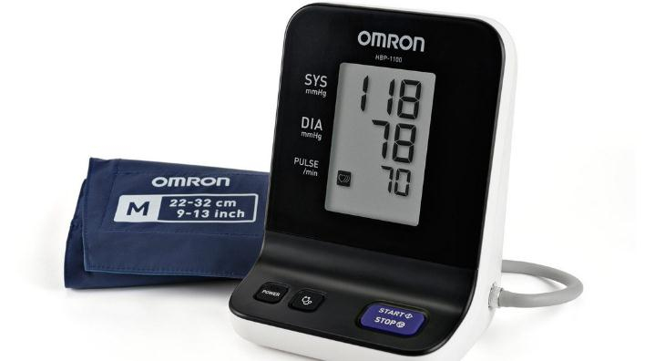 Тонометр Omron HBP-1100
