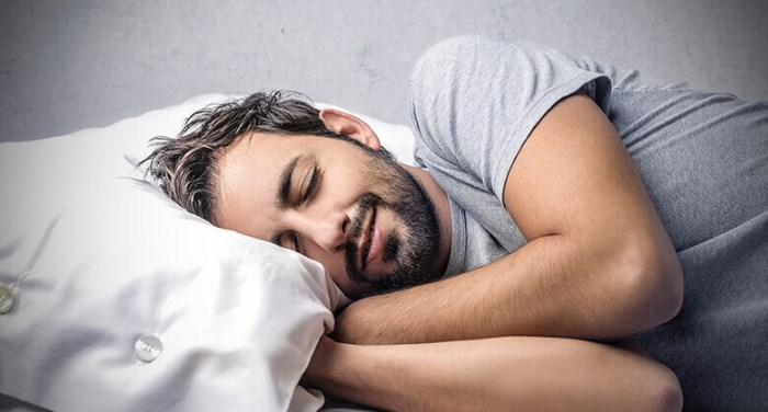 Полноценный сон стабилизирует давление
