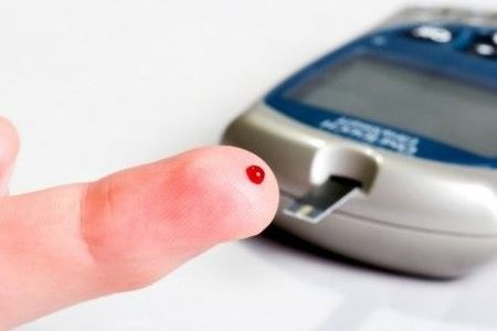 Падение уровня глюкозы в крови