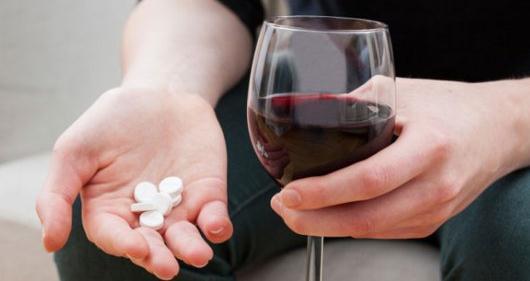 Цитрамон и алкоголь