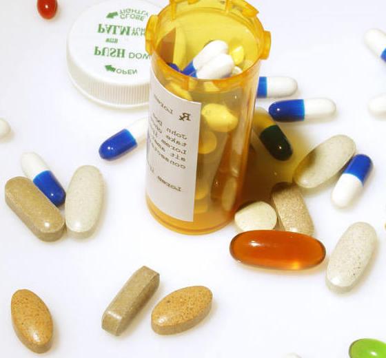 Сосудорасширяющие таблетки от высокого АД