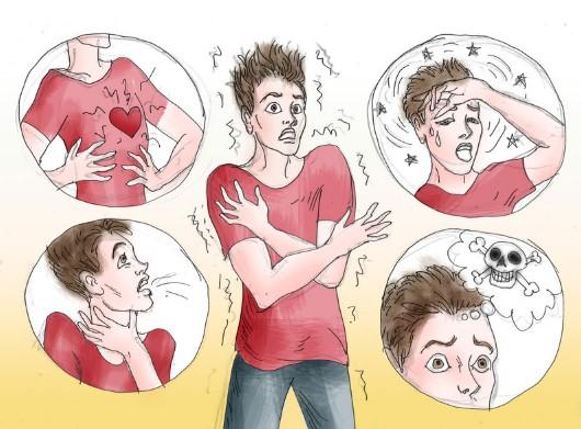 Симптомы симпатоадреналового криза