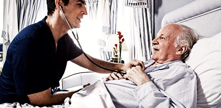 Пожилой пациент