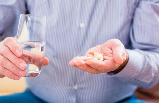 Прием препаратов влияет на параметры давления