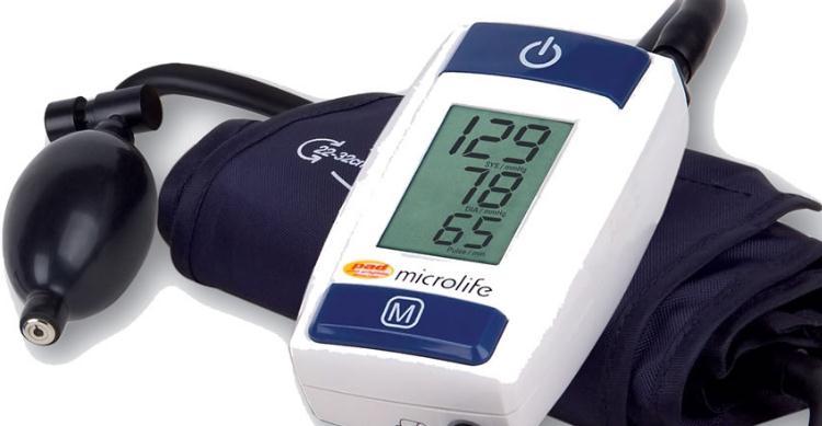 Тонометр полуавтоматический Microlife BP A50