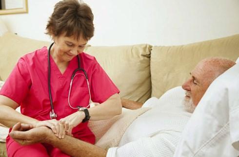 Пульс у пожилых людей