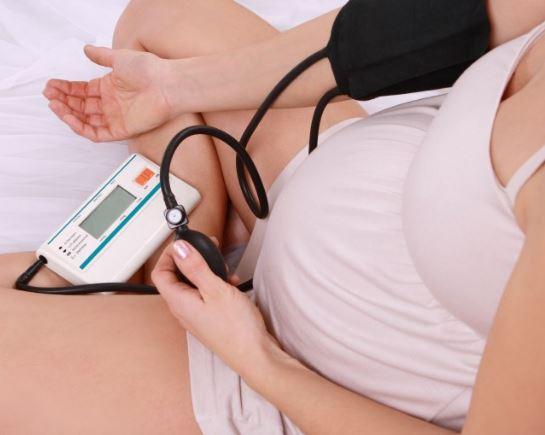 Артериальное давление у беременной