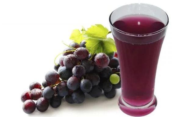 Виноградный сок повышает далвение