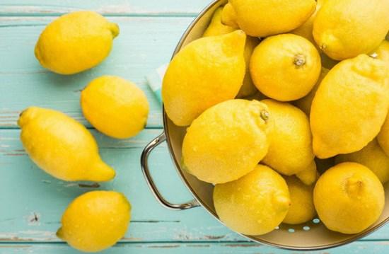 Лимон вместо уксуса