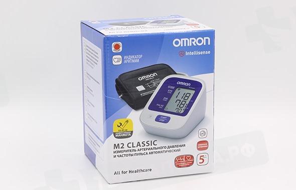 Тонометр Omron М2 Classic