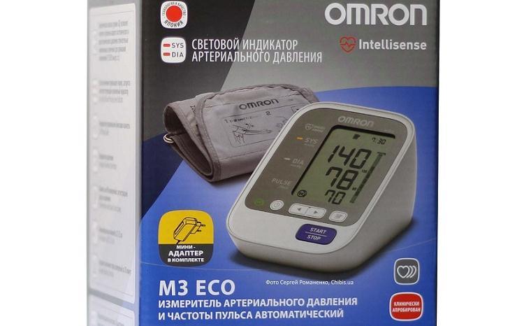 Тонометр Omron М3 Eco 4