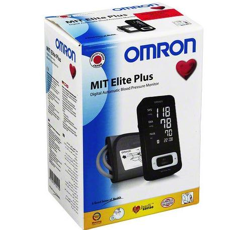 Тонометр Omron Mit Elite Plus