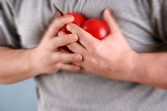 Покалывание в области сердца