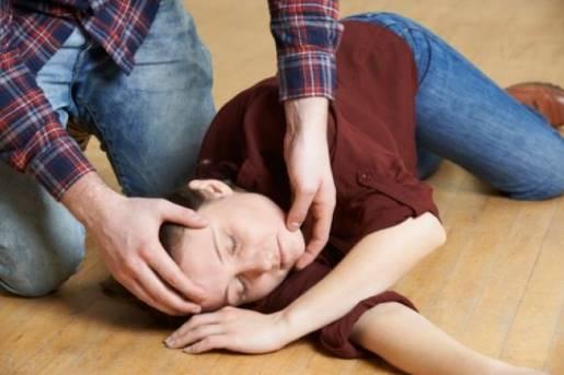 Эпилептический приступ
