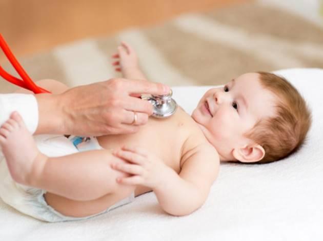 Шум в сердце у ребенка комаровский