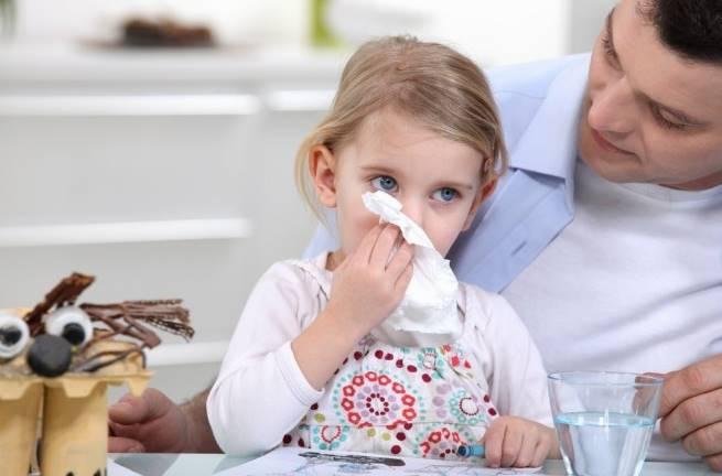Частые простуды у ребенка