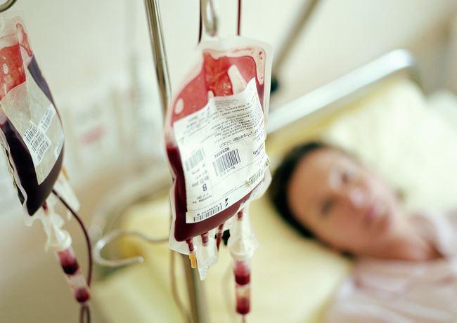 Переливание крови при ее потере