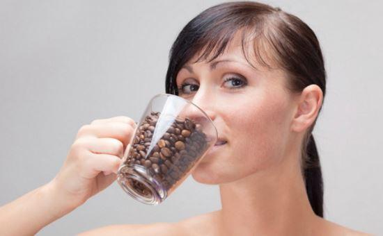 Кофеин повышает давление