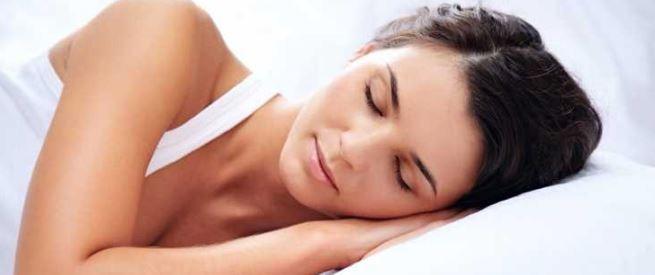 Полноценные отдых и сон