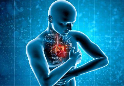Подозрение на травму сердца