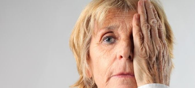 Одностороннее ухудшение зрения