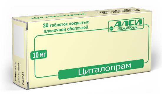 Циталопрам