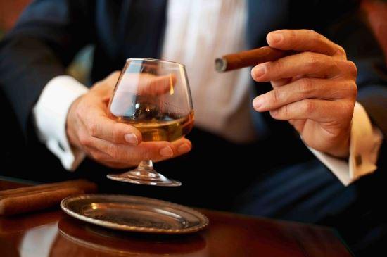 Алкоголь и курение